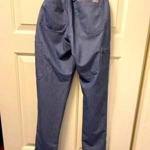 Yola skinny pants blue denim